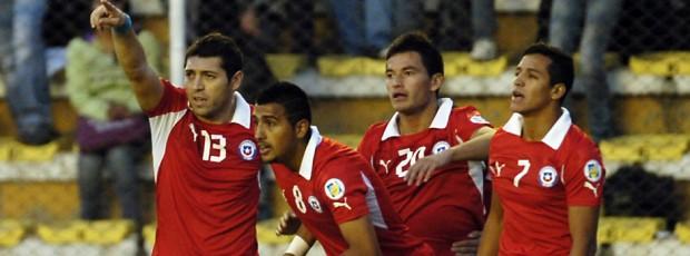 Fútbol en CHV: Nos penó Palma