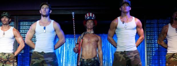 """Magic Mike"": Las (des)ventajas de ser un stripper"