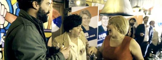 """""""El Derechazo"""": Cuando las campañas superan la ficción"""