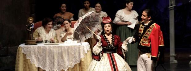 TEMUCO: Zarzuela, ópera, conciertos