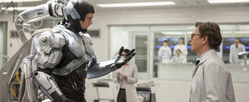"""""""Robocop"""": Un futuro que parece presente"""