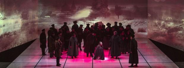 La ópera y el Teatro Municipal después de la UP