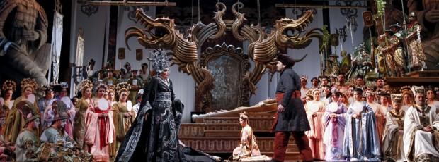 Bellísima Turandot