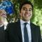 ERIC PARRADO, el economista que enseña a ahorrar a niños con alcancías de CHANCHITOS