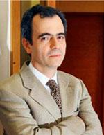 Roberto Peralta, abogado redactor del preproyecto 2012